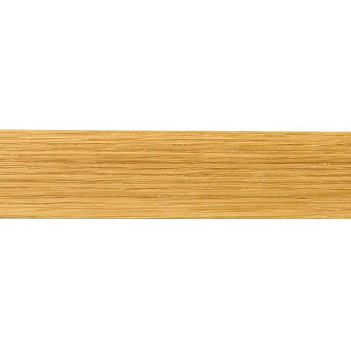 Icon M52 40 x 25 mm Aluminum Oak Facial Poles for Wave Curtains