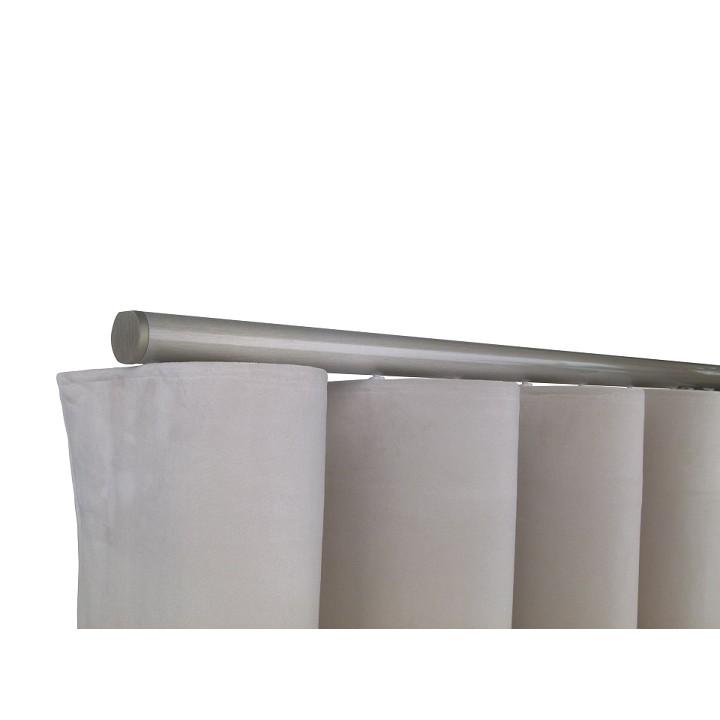 75 mm Aluminium Salle de Bain Push Pull BOLT-par un environ 7.62 cm 12 x Porte Boulons Swan NECK 3 in