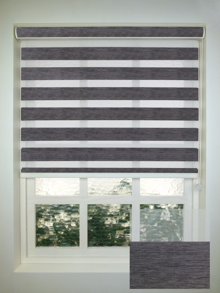 Elementi Comfy Anthracite Vision Blind