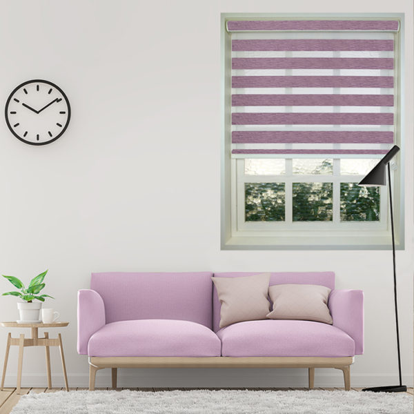 Elementi Comfy Orchid Vision Blind