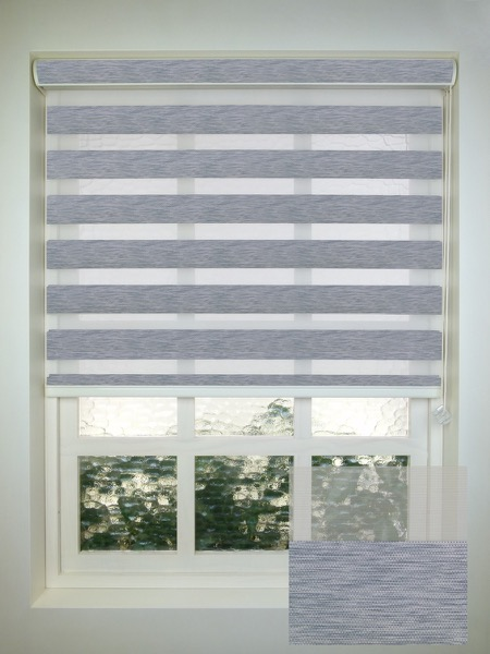 Elementi Comfy Stone blue Vision Blind