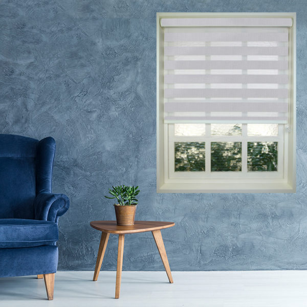 Elementi Comfy White Vision Blind