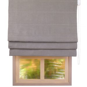 Alicante Epoca Marron Roman Blind