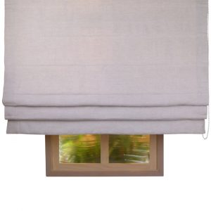 Alicante Estival Beige stripes Roman Blind