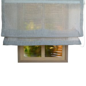 Alicante Maison Sheer Roman Blind