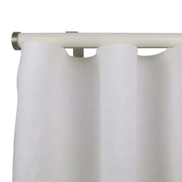 Alicante Epoca Blanc Wave curtain Lining