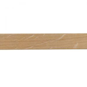 Kouvola 35 x 35 mm  Wood Poles for Wave Curtains Sawn Medium Oak