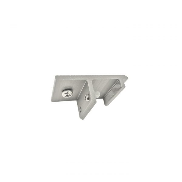Kouvola 35 x 35 mm Wood Poles for Wave Curtains Ceiling Bracket
