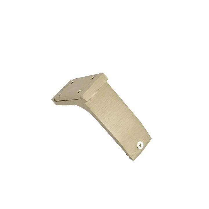 Now M52 40 x 18 mm Aluminum Poles for Wave Curtains Single Bracket