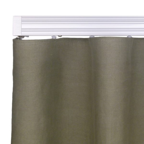 Alicante Epoca Greenfield Wave curtain Lining