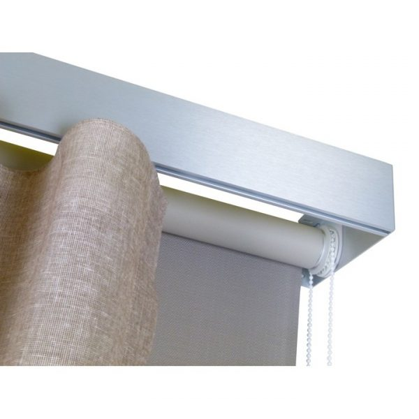 Gerster on Combi M8020 Combination Poles for wave curtains and blinds