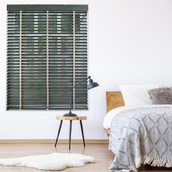 Elementi Breeze Wood Blind