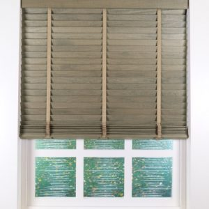 Elementi Caramel Wood Blind