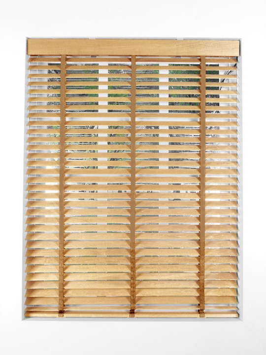 Elementi Brittle Wood Blind