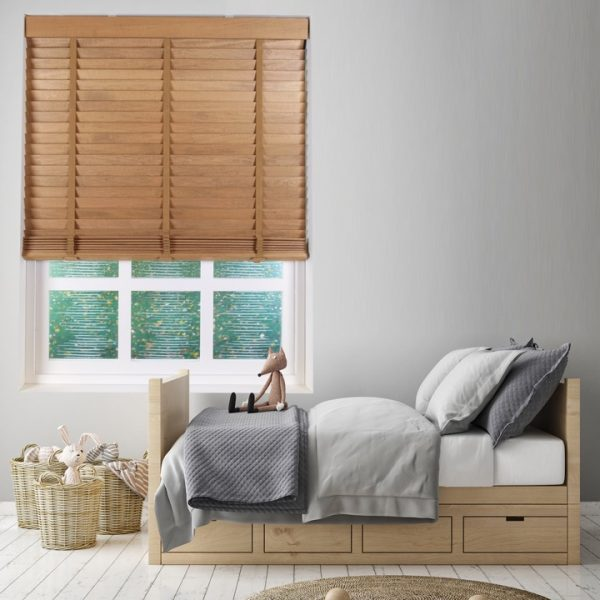 Elementi Gingerbread Wood Blind