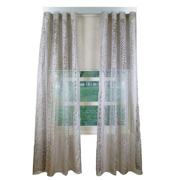 Lizzo Mythology Neptuno on Combi M8020 Combination Poles for wave curtains and blinds